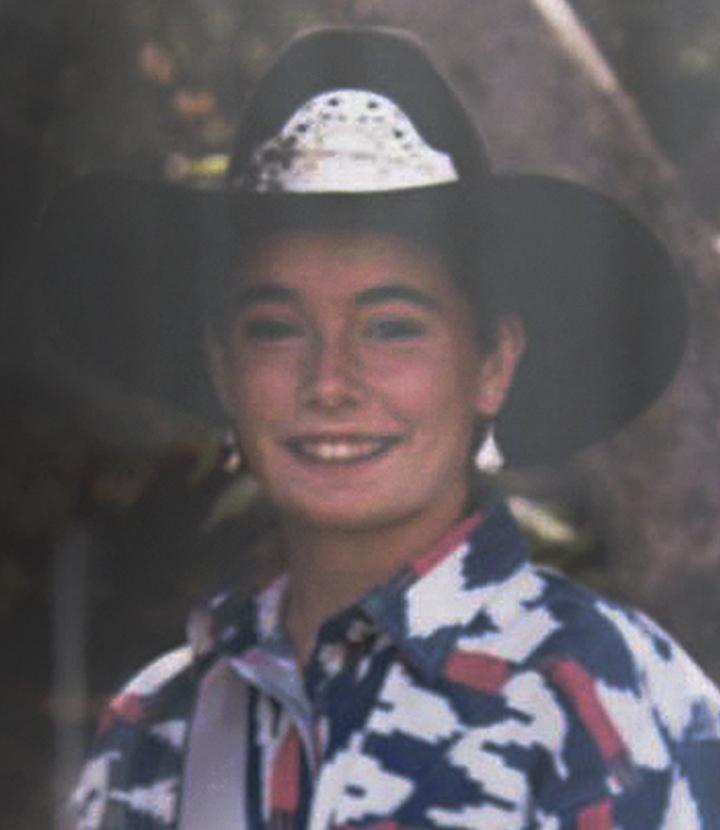 1992 MSBR Katy Hubbell
